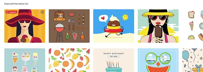 Бесплатные векторные изображения - картинки в инстаграм